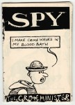 Spy (The Crime Minister)