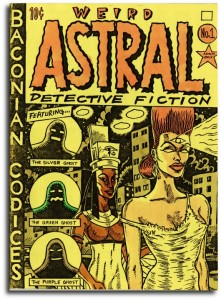 Weird Astral Detective Fiction #1
