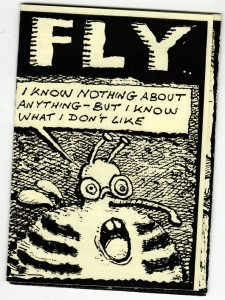 Fly (I Know Nothing)