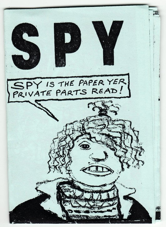 Spy (Private Parts)