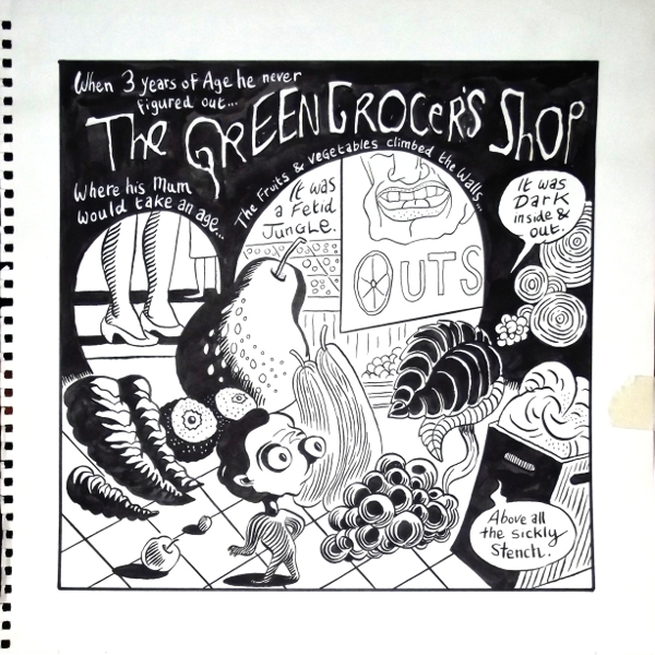 The Greengrocer's Shop (1995)