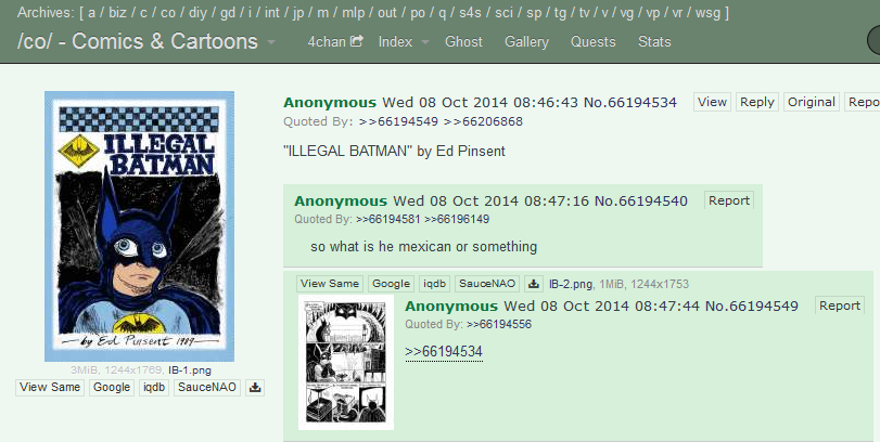 Readers react to Illegal Batman