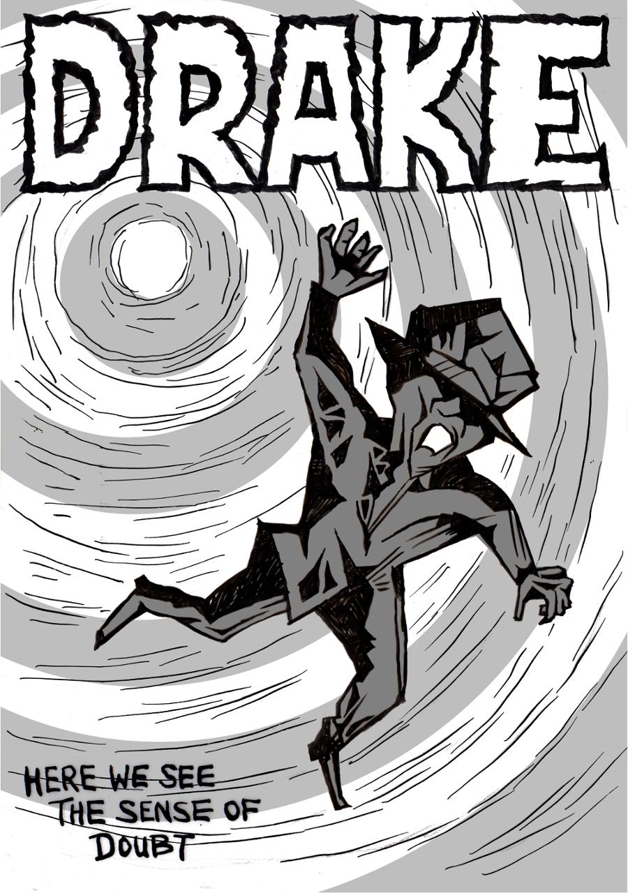 New Drake Ullingsworth Comic!